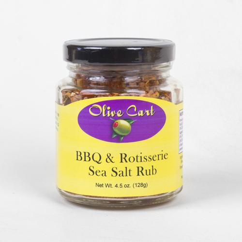 BBQ & Rotisserie Sea Salt Rub