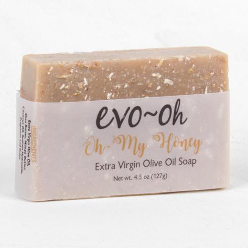 Oatmeal Milk Honey EVO Soap