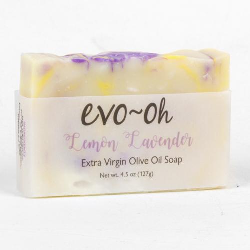 Lemon Lavender EVO Soap
