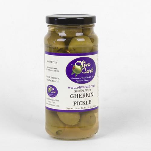 Pickle Stuffed Olives