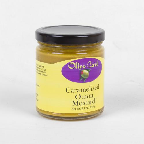 Caramelized Onion Mustard