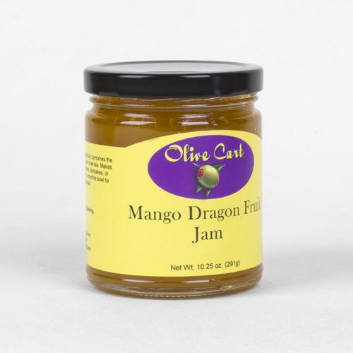 Mango Dragon Fruit Jam
