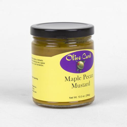 Maple Pecan Mustard