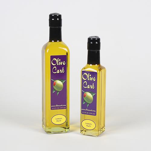 Lemon Herb Oil