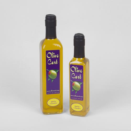 Garlic Cilantro Oil