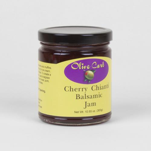 Cherry Chianti Balsamic Jam