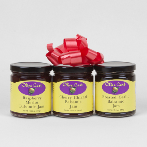 Balsamic Jam Triple Play Pack