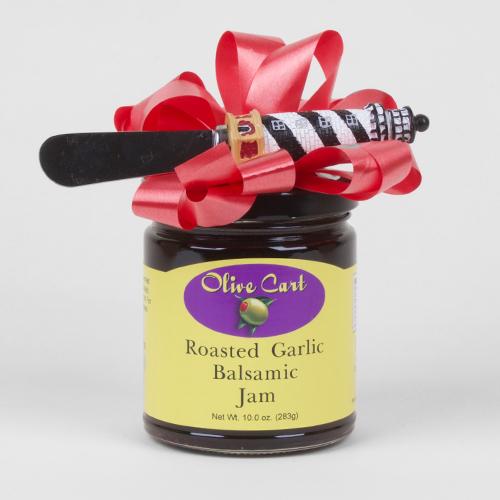Balsamic Jam with Lighthouse spreader gift set
