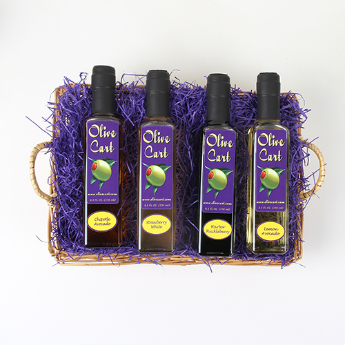 Avocado and Balsamic Personalized 4-pack