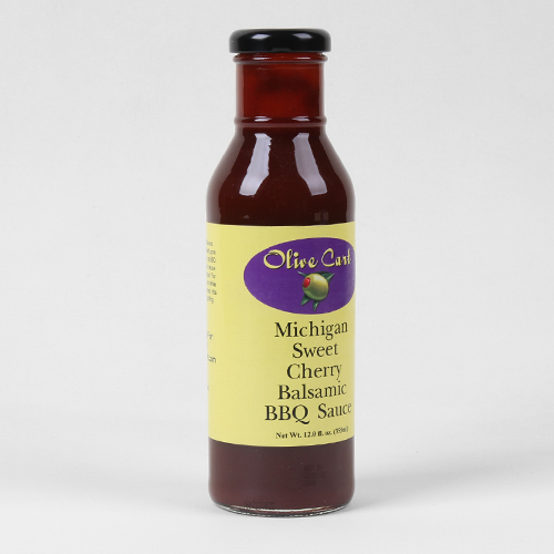 Sweet Cherry Balsamic BBQ Sauce