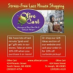 Stress Free Last Minute Holiday Shopping