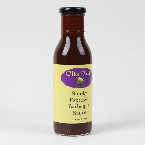 Smoky Espresso Barbeque Sauce