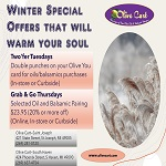 Our Winter Special Offers