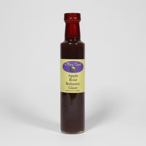 Apple Rose Balsamic Glaze