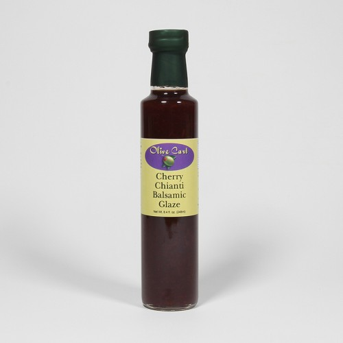 Cherry Chianti Balsamic Glaze