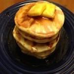 Hazelnut Pancakes