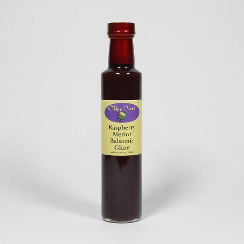 Raspberry Merlot Balsamic Glaze