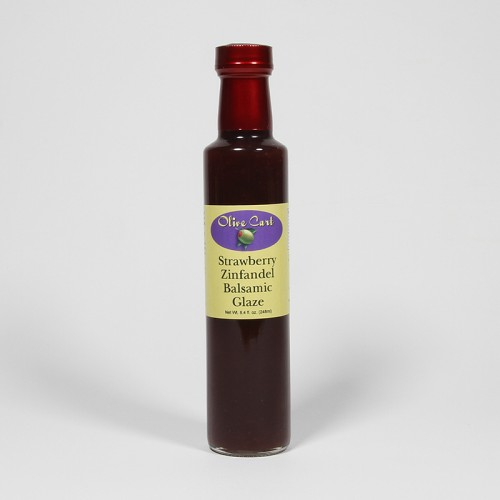Strawberry Zinfandel Balsamic Glaze
